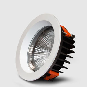 "AURORA 8"" LED commercial downlight"
