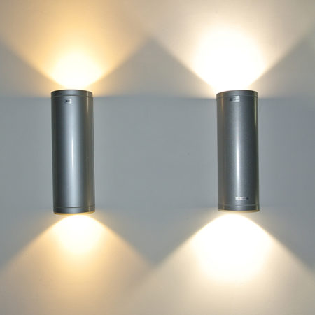 SYW9030S square exterior wall light 2X20W