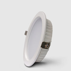 Moon SMD LED Recessed Downlight 200mm cutout