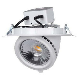 20w 30w cob led adjustable shop light