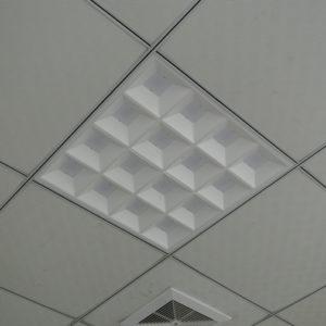 600x600 led panel recessed