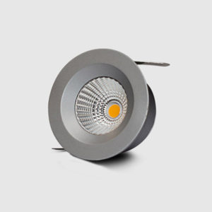 75mm 8W 12W LED Dimmable Downlight