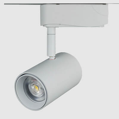 7W adjustable beam LED track light