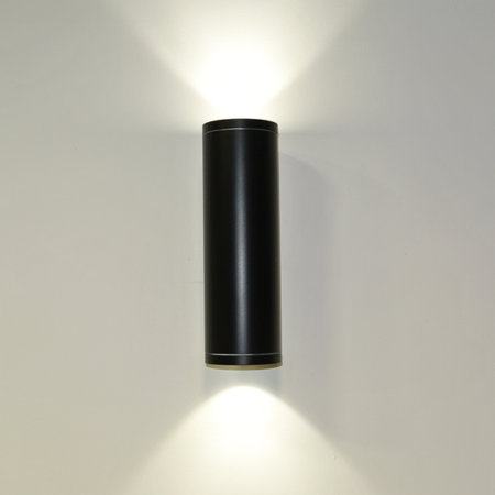 Led wall lights for indoor and outdoor use rise lighting ip65 outdoor led wall lights aloadofball Image collections