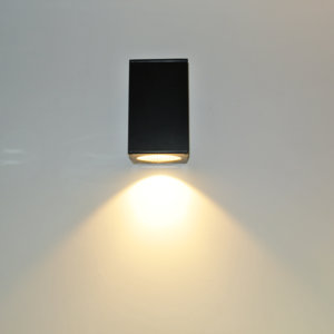 20W IP65 Square LED Wall Light