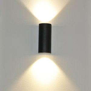 SYW9126 LED Twin Wall Light 2x6w